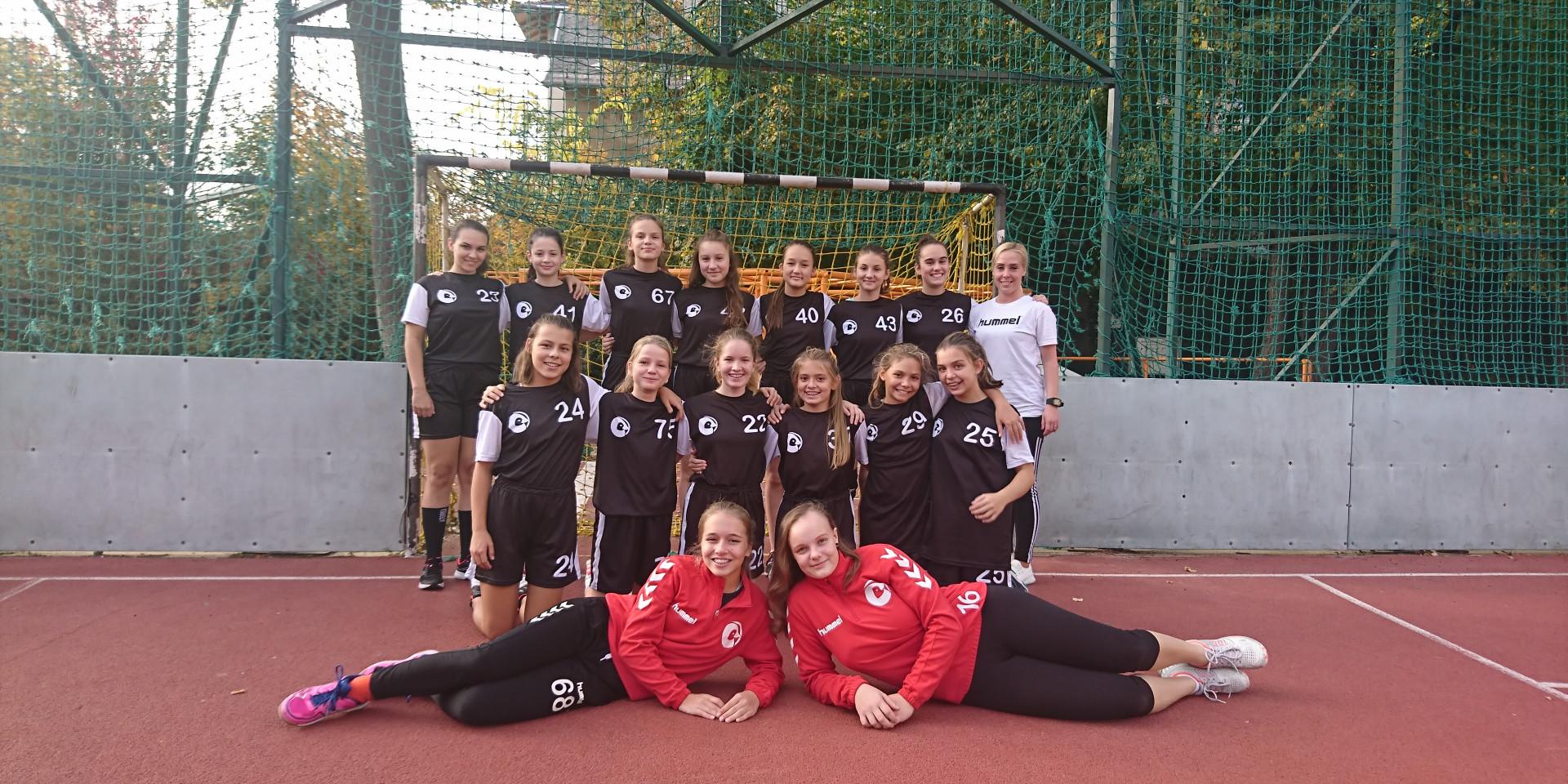 Leány U15-ös csapat